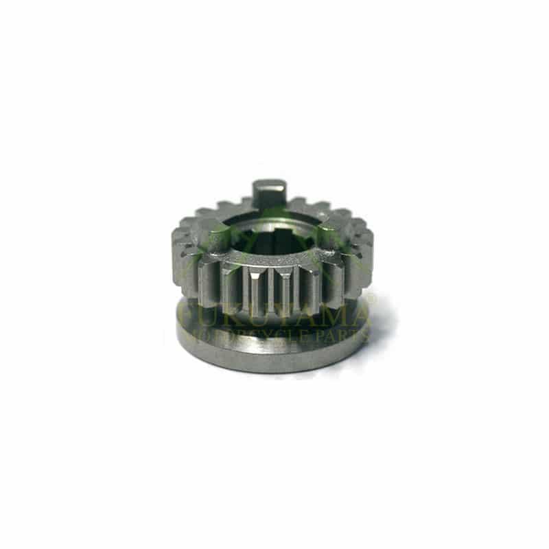 fukuyama | gear mesin grand gr 3 main shaft 21t supra 3
